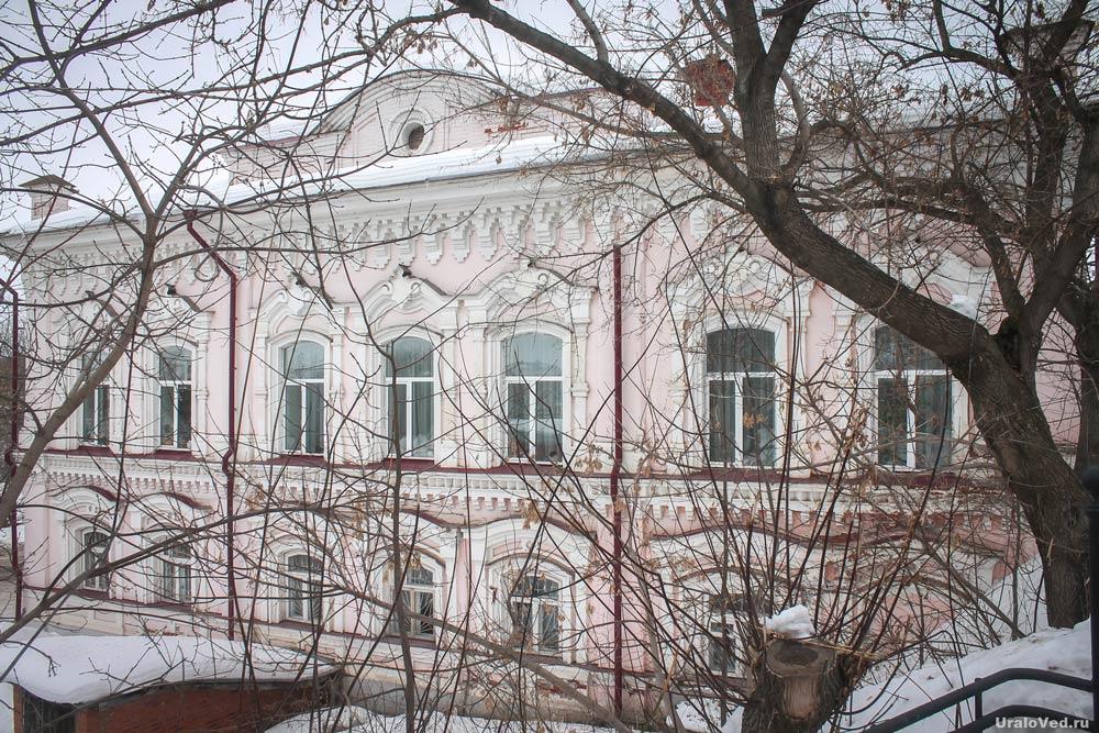 Библиотека Хлебникова