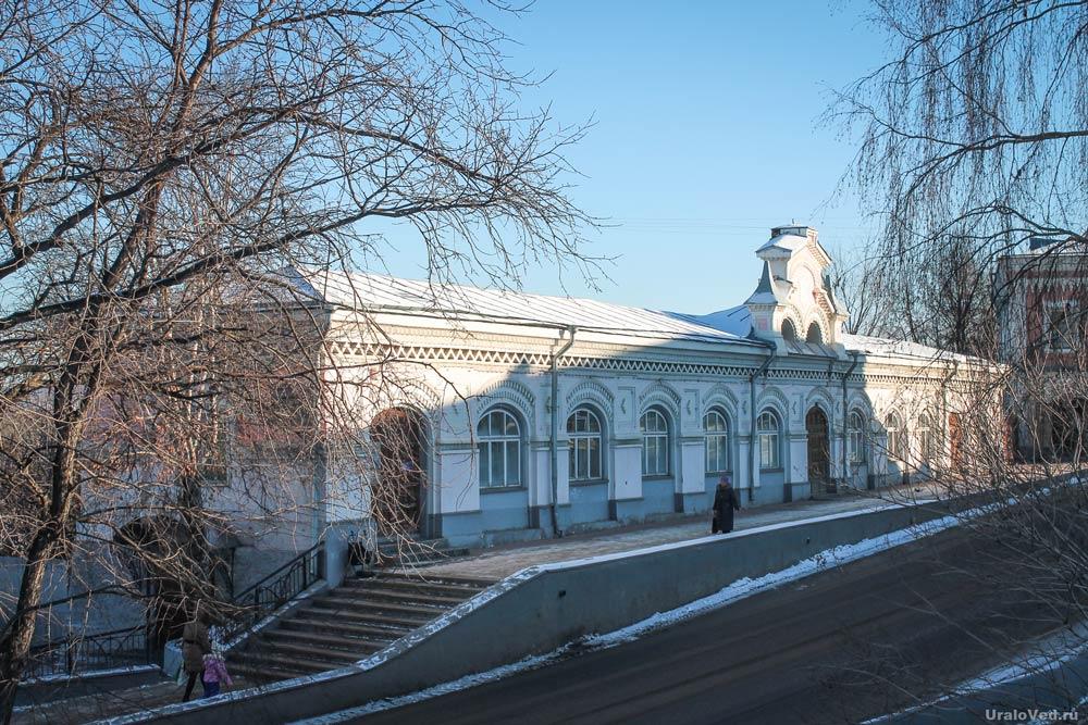 Малый гостиный двор. Музей истории купечества