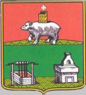 Первый официальный герб Екатеринбурга