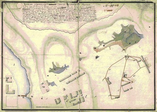 План Змеиногорского рудника
