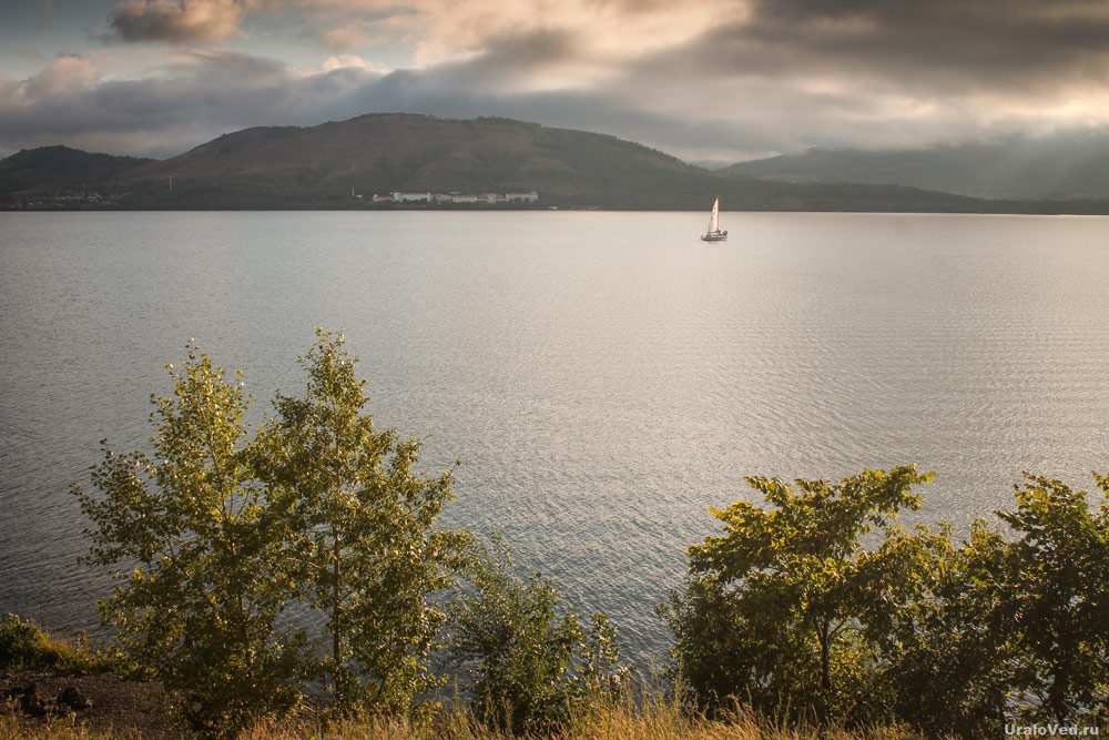 Банное (Яктыкуль) – самое глубокое озеро Башкирии