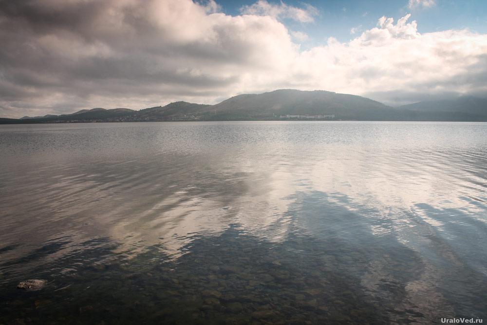 Озеро Яктыкуль