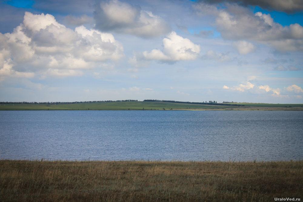 Озеро Мулдаккуль
