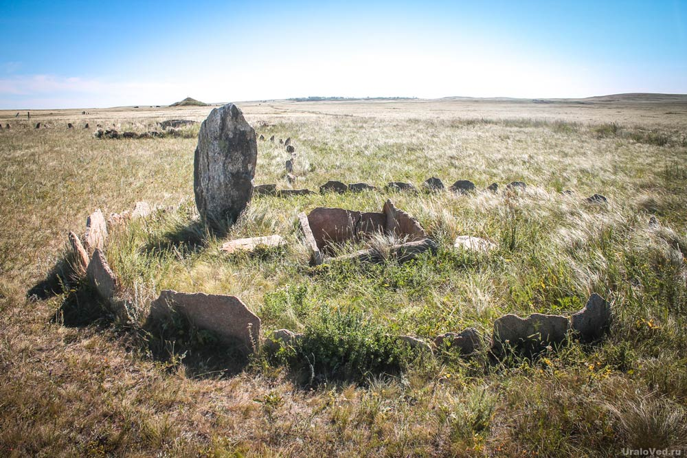 Реконструкция погребальных сооружений