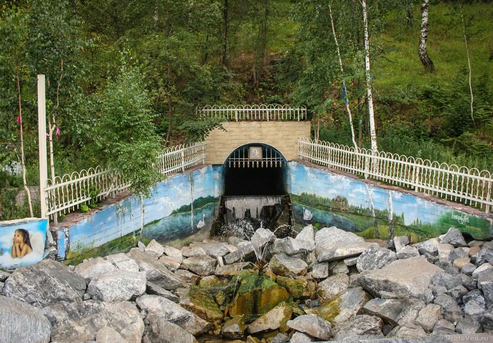 Гидротехнический тоннель реки Каменка