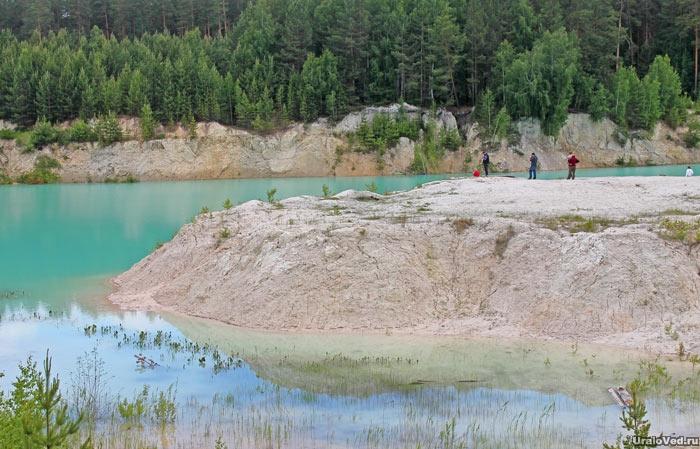 Кыштымское Бали в Челябинской области