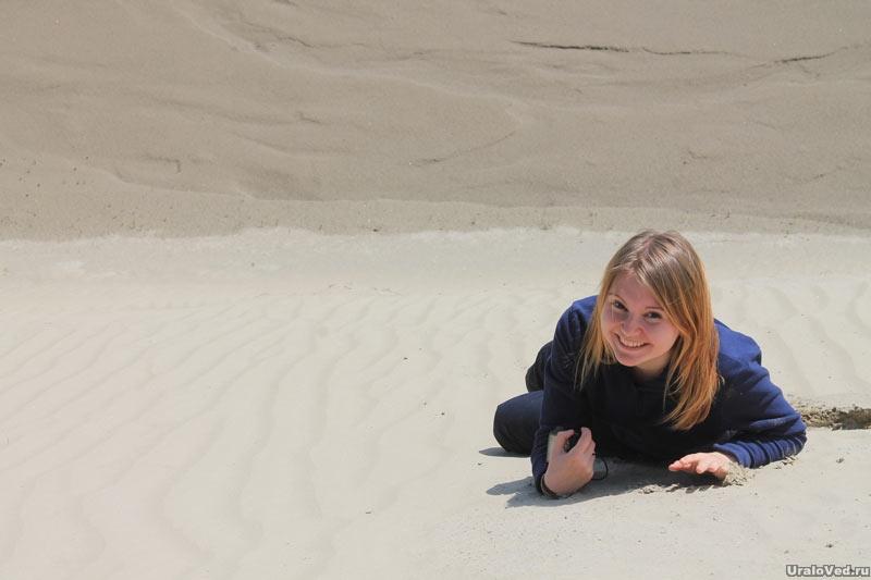 В уральской пустыне