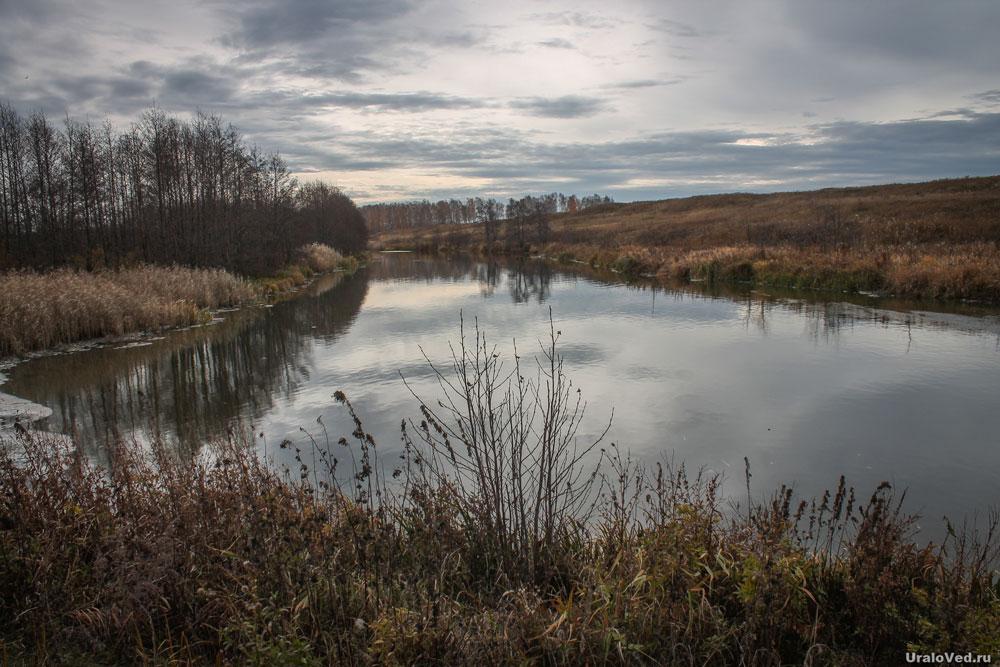 Река Теча