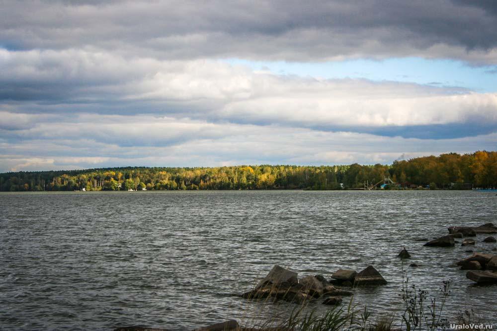 Осенний Шарташ