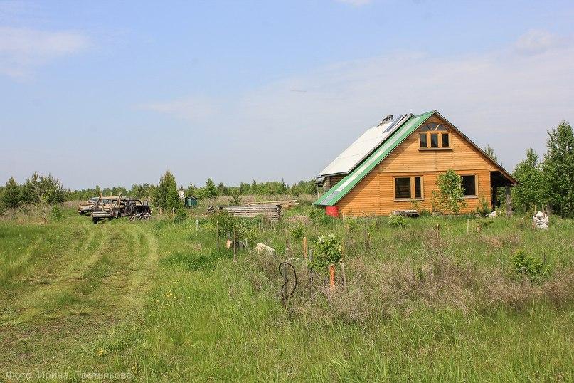 Поселок Родники, Курганская область