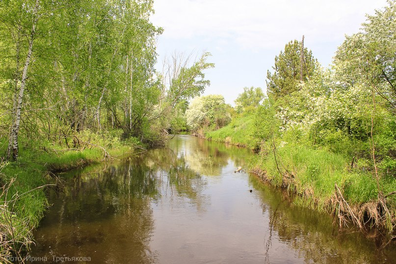 Река Юргамыш
