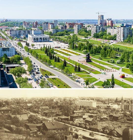Зеленая линия» Перми. Пеший туристический маршрут — Ураловед 3e12badb537