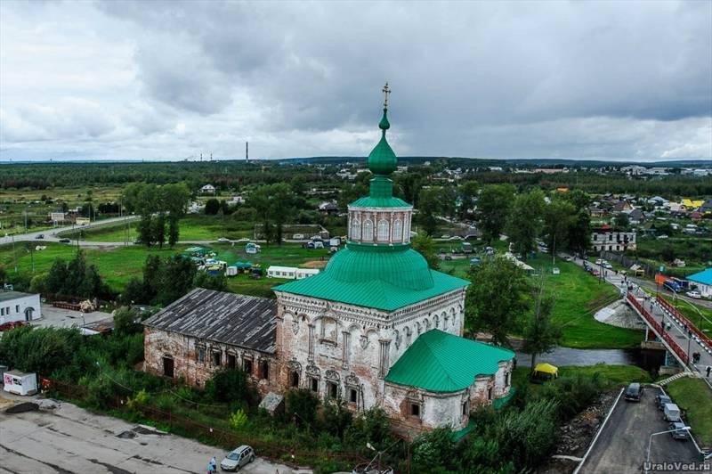 Крестовоздвиженский собор Соликамска