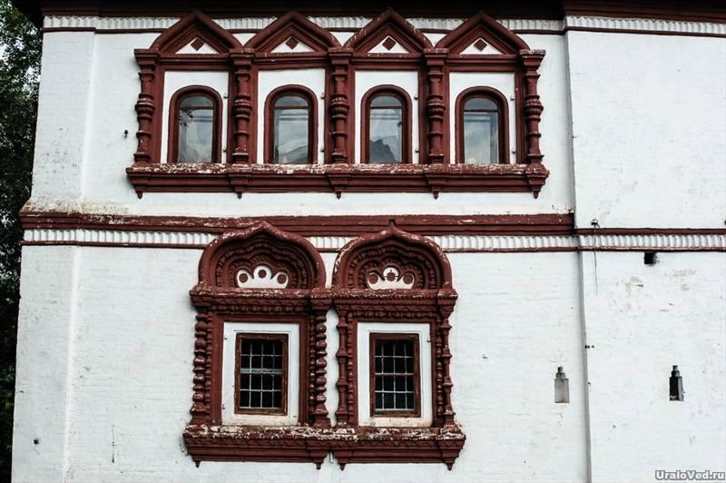 Дом воеводы в Соликамске
