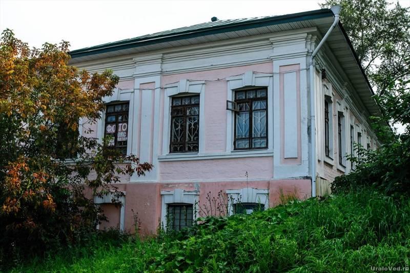 Усадьба Турчанинова