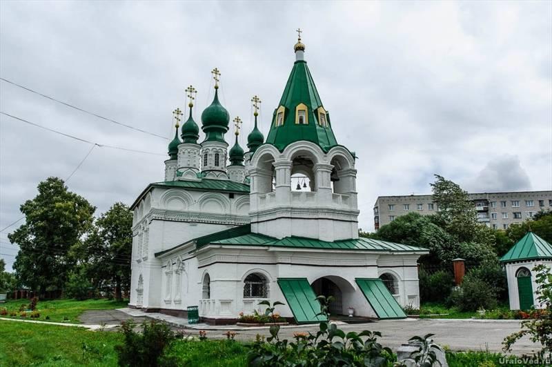 Летняя церковь Преображения Господня