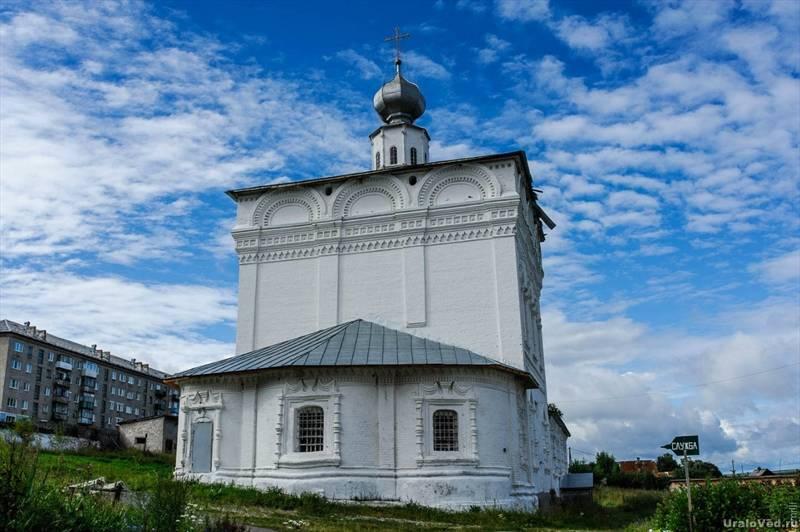 Вознесенская или Троицкая церковь