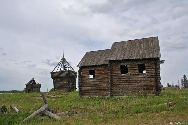 Декорации Свердловской киностудии