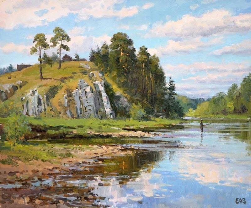 Картина Алексея Ефремова