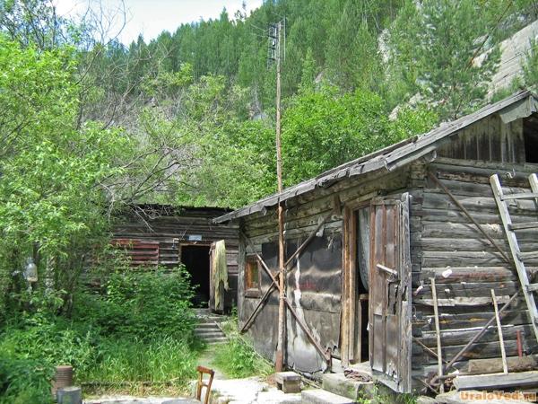 Домики в Старой Линзе