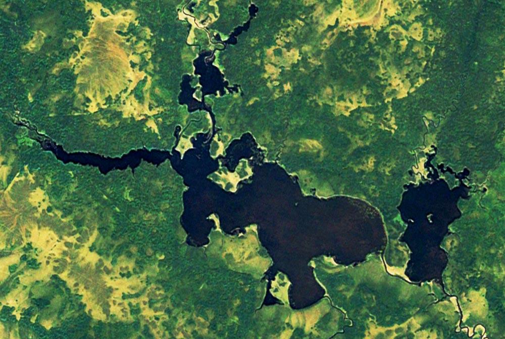 Озеро Вагильский Туман