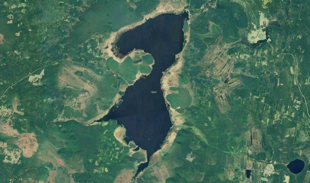 Озеро Аятское