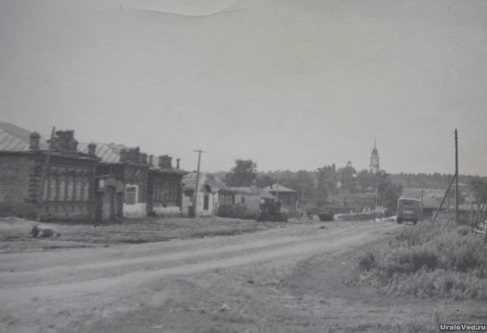 Улица Первого Мая (трактовая) в Юго-Конево