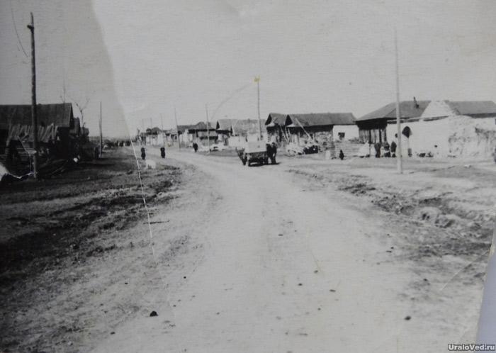 Улица Дзержинского в Юго-Конево
