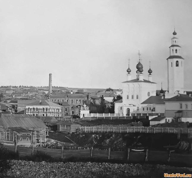 Соликамск, старое фото